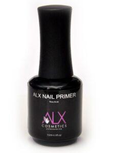 Χρησιμοποιήστε το επαγγελματικό acrygel μαζί με το επαγγελματικό ALX Primer χωρίς οξέα, που δε καταστρέφει τα νύχια και δε προκαλεί αλλεργίες